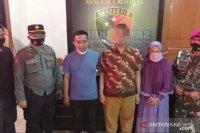 Pemuda terduga hina TNI di medsos minta maaf