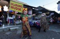 Edukasi larangan mudik – ANTARA News Bali