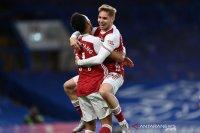 Arsenal jadi tim kedua yang kalahkan Chelsea