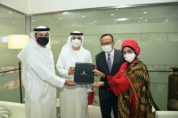 Emirates jalin kerja sama promosi pariwisata Indonesia