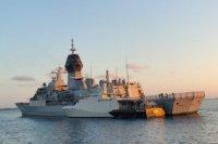 Danlantamal V apresiasi kapal Australia selamatkan ABK