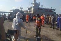 Basarnas: Badai sebabkan KM Bandar Nelayan 188 kecelakaan laut di Perth