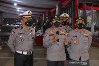 Dirlantas: Tidak ada polisi terpapar COVID-19 selama Operasi Ketupat
