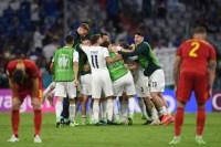 Italia raih tiket semifinal Euro 2020 setelah taklukkan Belgia 2-1