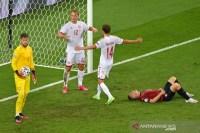 Denmark kalahkah Ceko 2-1, melaju ke Semifinal Euro 2020