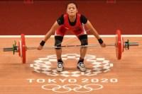 Medali pertama untuk Indonesia di Olimpiade