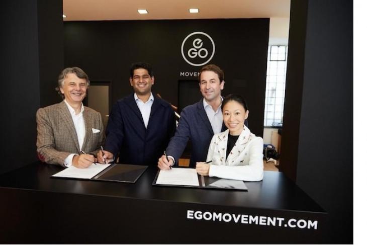 TVS Motor acquires EGOMovement