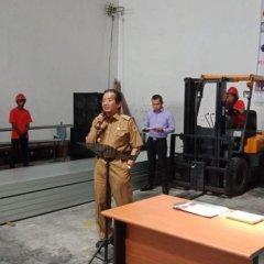 Baja Ringan Nasa Perusda Sulteng Miliki Pabrik Antara News Palu