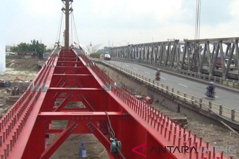 baja ringan murah kudus kabupaten jawa tengah 59313 pembangunan jembatan tanggulangin mencapai 69 persen antara jateng