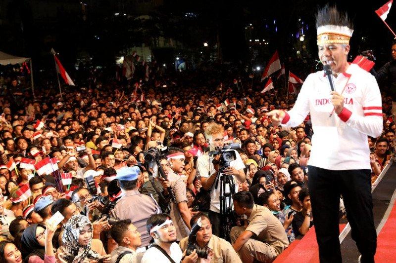 Gubernur Jateng Nkri Jangan Sampai Ambyar Antara Jateng