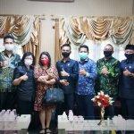 DPRD Palangka Raya 'kekuatan penuh' berkunjung ke DPRD Kotim