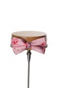 Tea rose vintage wedding bow tie pink - Anthony Formal Wear