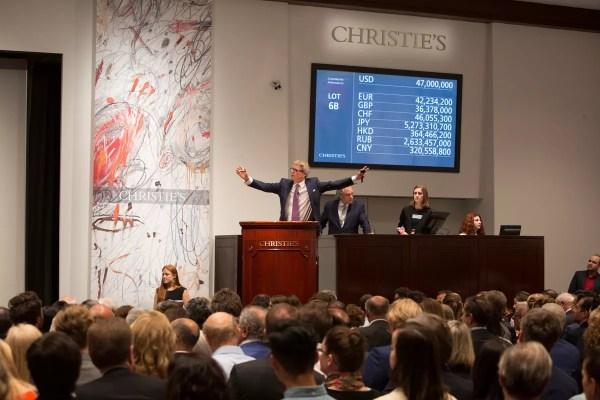 Christie's Art Auction News