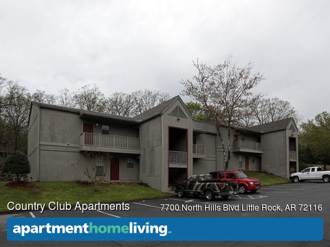 Country Club Apartments  North Little Rock AR Apartments For Rent