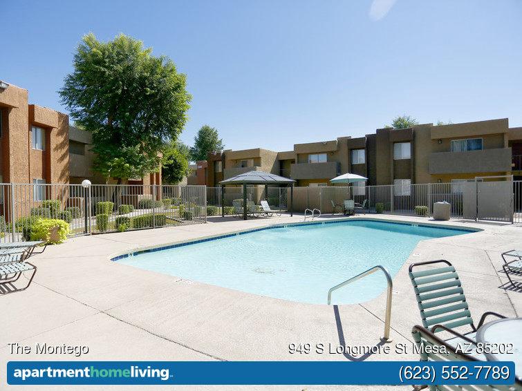 The Montego Apartments  Mesa AZ Apartments