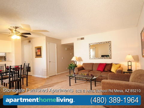 Stonegate Furnished Apartments  Mesa AZ Apartments
