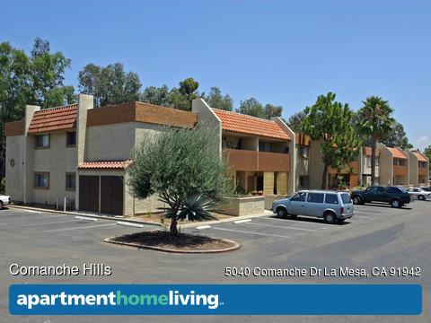 Comanche Hills Apartments  La Mesa CA Apartments For Rent