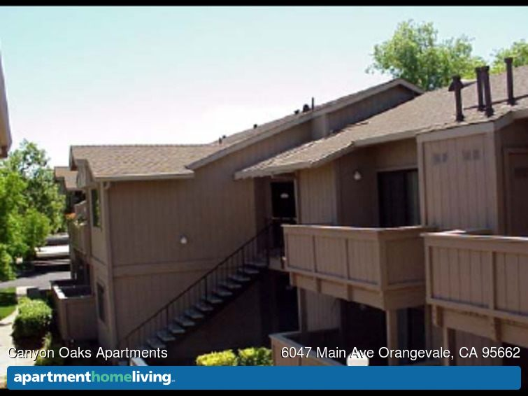 Canyon Oaks Apartments  Orangevale CA Apartments For Rent