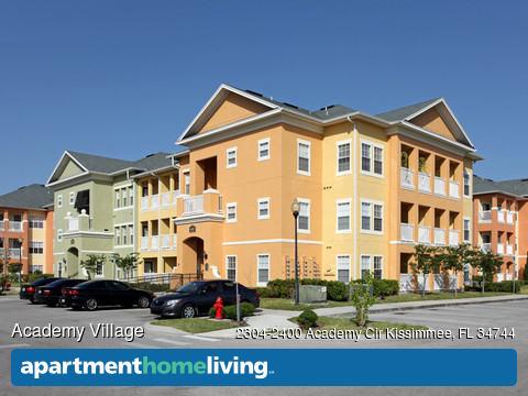 Academy Village Apartamentos  Apartamentos en Kissimmee FL