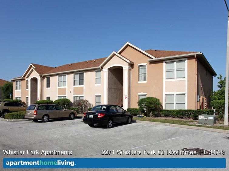 Whistler Park Apartamentos  Apartamentos en Kissimmee FL