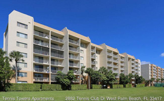 Tennis Towers Apartments West Palm Beach Fl Apartments