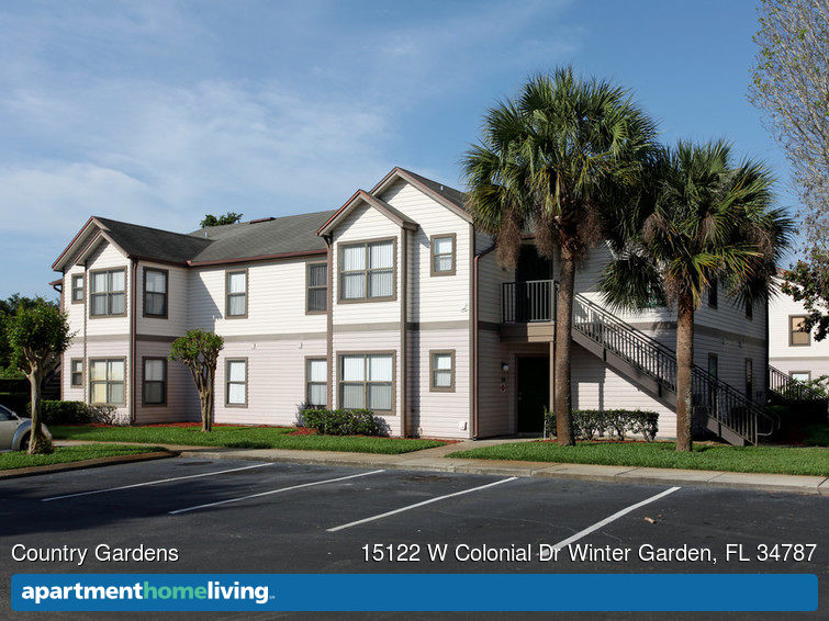 Country Gardens Apartments  Winter Garden FL Apartments For Rent