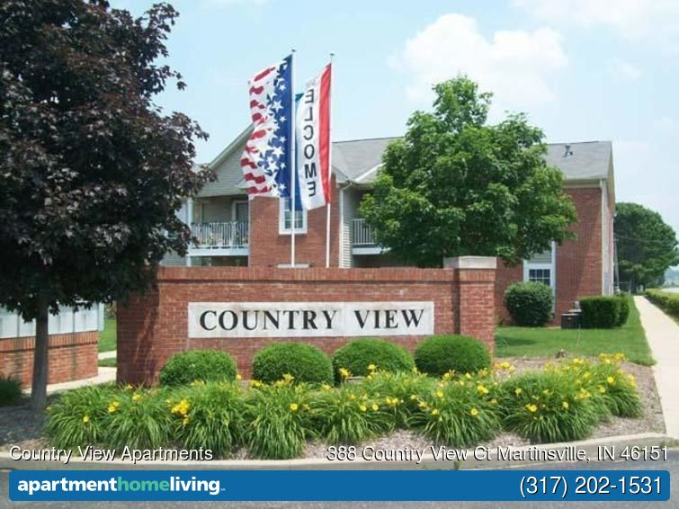 Country View Apartments  Martinsville IN Apartments