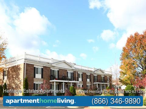Heritage Estates Apartments  St Louis MO Apartments