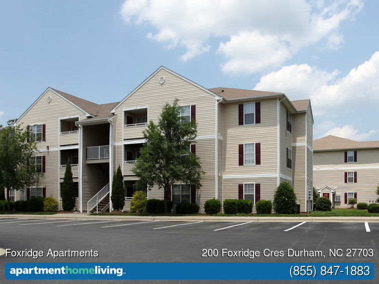 Foxridge Apartments  Durham NC Apartments