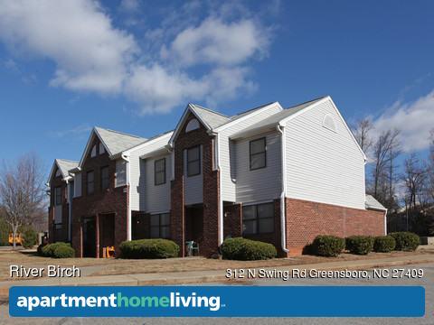 River Birch Apartments  Greensboro NC Apartments For Rent