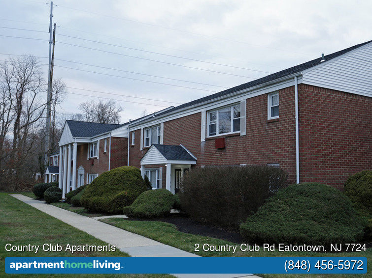 Country Club Apartments  Eatontown NJ Apartments
