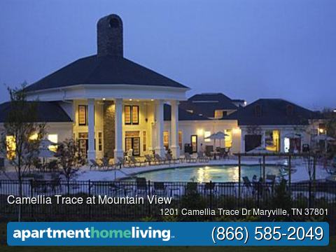 Camellia Trace at Mountain View Apartments  Maryville TN