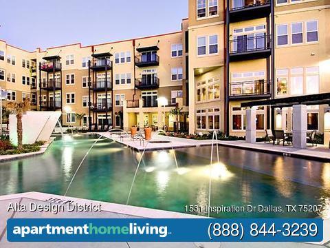 Alta Design District Apartments Dallas Tx Apartments