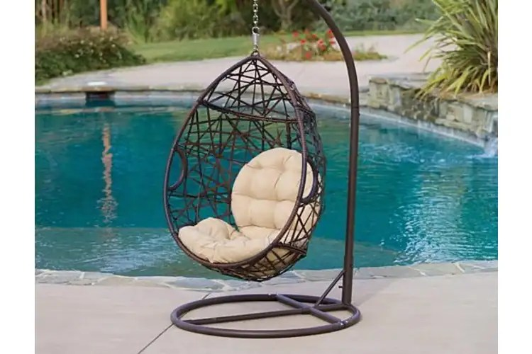 swing chair benefits diy outdoor cushions the best hanging chairs apartment therapy dot bo swinging egg