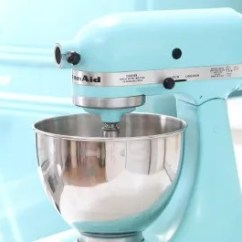 Kitchen Aid Mixers Hood Vent How To Paint A Kitchenaid Mixer New Color Apartment Therapy