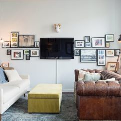 How To Layout Your Small Living Room Pottery Barn Sofas Creative Ways Rethink Apartment Therapy Rebecca Michael S Cozy Modern San Francisco Home