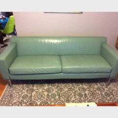 Dwr Theatre Sofa Review Creative Ideas Leather In Powder Blue Apartment Therapy S Bazaar