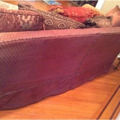 J M Paquet Sofa Leathercraft Craigslist Tapestry Couch By Jm Home Just Reduced Apartment Therapy S Bazaar