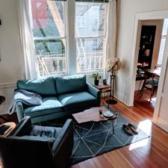 Apartment Therapy Living Room Arrangements Pictures Of Color Ideas Sofa Alternatives Seating Idea