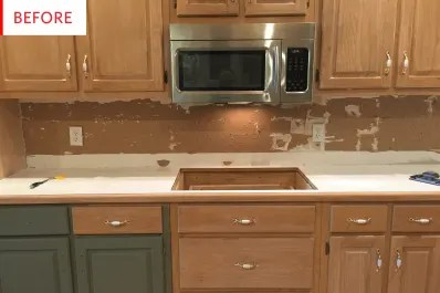 kitchen countertops bundles faux marble epoxy makeover apartment therapy