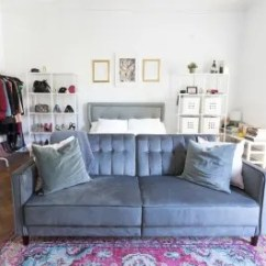 Apartment Therapy Living Room Arrangements Floral Curtains For The Best Studio Layouts