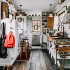 Tiny House Kitchens Kitchen Sink Flange Decorating And Storage Ideas Kitchn