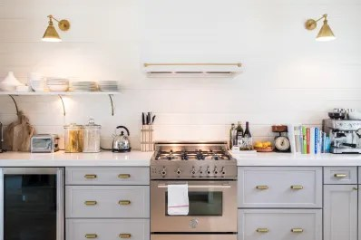 stainless kitchen small kitchens how to clean steel appliances kitchn