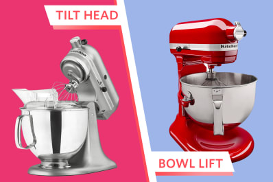 KitchenAid Comparison The Best Stand Mixer To Buy Kitchn