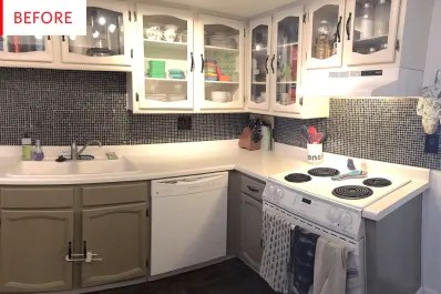 kitchen redo products affordable remodel 3500 budget makeover apartment therapy