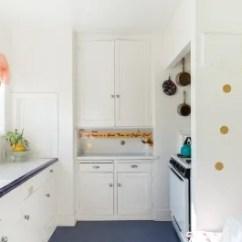 Kitchen Upgrade Storage Hutch The 9 Best Ways To A Rental Kitchn Image Credit Minette Hand