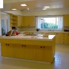 Buy Old Kitchen Cabinets Movable Painted Blue Remodel Photos Apartment Therapy