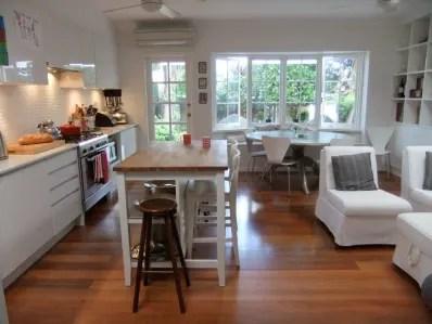 renovated kitchen kids step stool tour germaine s sydney kitchn