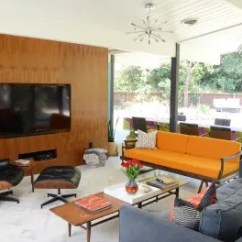 Mid Century Modern Living Room Big Pictures For The Basics Of Design Apartment Therapy