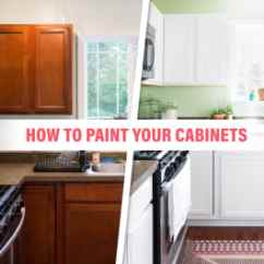 Kitchen Cabinets Com Aid Pasta Press How To Paint Wood With White Kitchn Image Credit The
